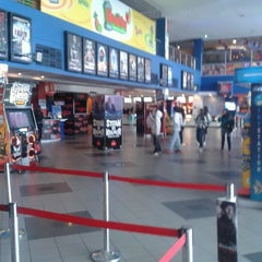 Photo taken at Cine Hoyts by Eunice G. on 9/7/2012