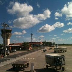 Photo taken at Aeroporto de Porto Seguro (BPS) by Cynthia C. on 8/5/2012