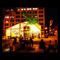 Photo taken at Park Central Square by Hillenblog on 6/2/2012
