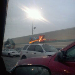 Photo taken at Super Kmart by Adrianna C. on 2/13/2012