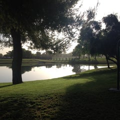 Photo taken at Dobson Ranch Park by Janel T. on 6/20/2012
