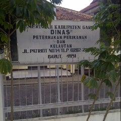 Photo taken at Dinas Peternakan, Perikanan dan Kelautan by ƗƗëNdℜA̶̲̅.  ℳ.S̈. on 6/13/2012