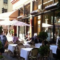 Photo taken at Café de la Presse by Stephan P. on 6/12/2012