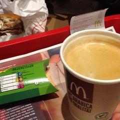 Photo taken at McDonald's by Trueffelhamster on 2/6/2012