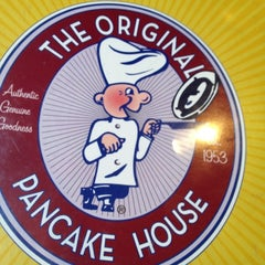 Photo taken at Original Pancake House Edina by Kari on 5/15/2012