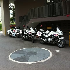 Photo taken at Singapore Safety Driving Centre (SSDC) by Vic Y. on 3/17/2012