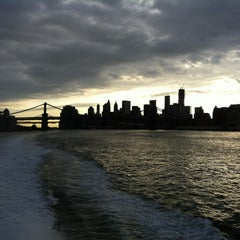 Photo taken at East River Ferry - Schaefer Landing/S. Williamsburg Terminal by Brian H. on 6/13/2012