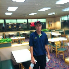 Photo taken at Wendy's by Chris on 7/10/2012