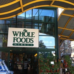 Photo taken at Whole Foods Market by Steven M. on 5/31/2012