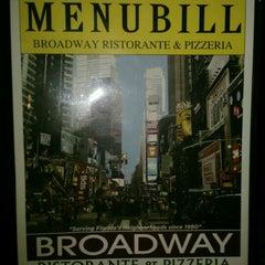 Photo taken at Broadway Ristorante & Pizzeria by Karm B. on 5/28/2012