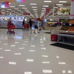 Photo taken at SuperTarget by Tricia H. on 7/21/2012