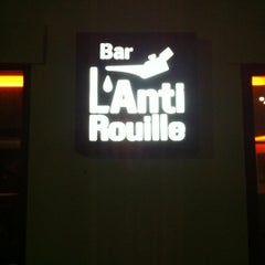 Photo taken at L'antirouille by VV W. on 3/9/2012