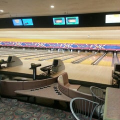 Photo taken at Clover Lanes by Fred S. on 2/24/2013