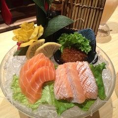 Photo taken at Tokyo Shokudo (吉野食堂) by Tina S. on 5/14/2013