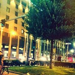 Photo taken at parcheggio abusivo della stazione by Giacomo S. on 4/11/2013