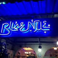 Photo taken at Blue Nile Resturant by Athulya A. on 11/3/2012