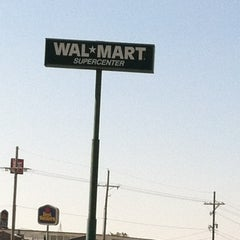 Photo taken at Walmart Supercenter by Nicole S. on 10/26/2012
