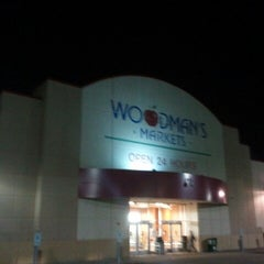 Photo taken at Woodman's Food Market by Sherman O. on 11/1/2012