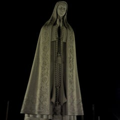 Photo taken at Our Lady of Fatima Shrine by John M. on 1/6/2013