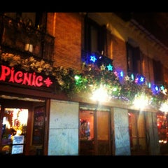 Photo taken at Bar Picnic by Eva D. on 12/13/2012