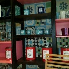 Photo taken at Cielito Querido Café by Delia L. on 12/24/2012