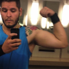 Photo taken at 24 Hour Fitness by Art N. on 10/18/2014