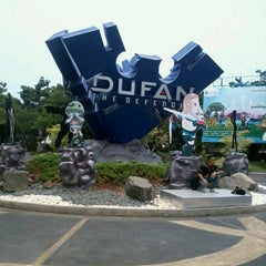 Photo taken at Dunia Fantasi (DUFAN) by oddie a. on 11/4/2012