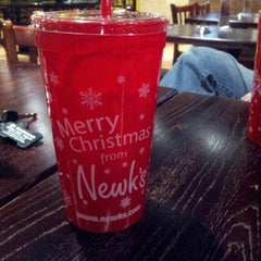 Photo taken at Newk's Express Cafe by Judy P. on 12/11/2012