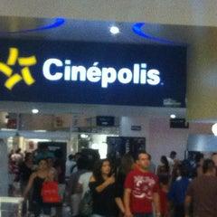 Photo taken at Cinépolis VIP by Bruno C. on 7/13/2013