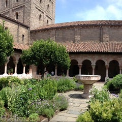 Photo taken at The Cloisters by David W. on 7/13/2013