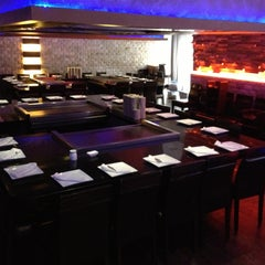 Photo taken at UMI Japanese Steakhouse & Sushi Bar by Sonja S. on 3/10/2013