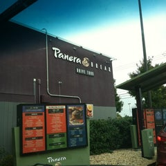 Photo taken at Panera Bread by Daniel P. on 10/26/2012