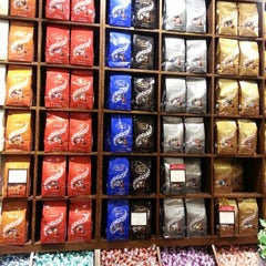 Photo taken at Lindt by Richard K. on 1/18/2013