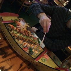 Photo taken at Ichiban by Jamie on 1/23/2015