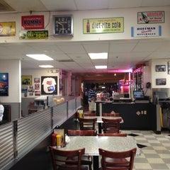 Photo taken at Mel's Diner by Alexander J. on 10/5/2012