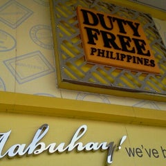 Photo taken at Duty Free Philippines by Christian Santi S. on 12/23/2012