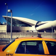 Photo taken at John F. Kennedy International Airport (JFK) by Lisa P. on 11/4/2013
