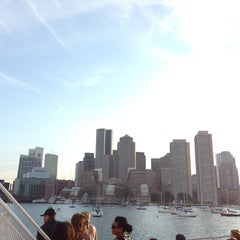 Photo taken at Boston Harbor Cruises by Jacob M. on 7/27/2013