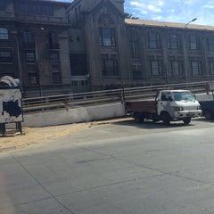 Photo taken at Ilustre Municipalidad de Valparaiso by Marce on 4/11/2014