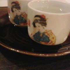 Photo taken at Restaurante Japonés Fuji by Aroa N. on 4/10/2014