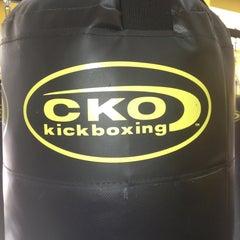 Photo taken at CKO Kickboxing of Carroll Gardens by Richard S. on 12/31/2012