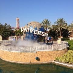Photo taken at Universal Studios Florida by Alejandra A. on 11/24/2012