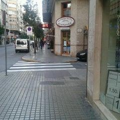 Photo taken at La Espiga De Oro by Estefanía H. on 11/19/2012
