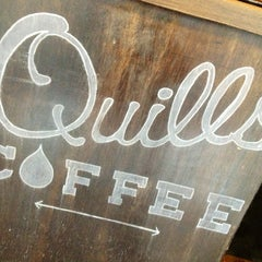 Photo taken at Quills Coffee by Scott S. on 2/3/2013