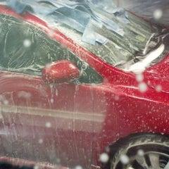 Photo taken at Flagship Car Wash by Tom C. on 8/3/2013