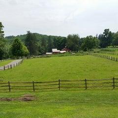 Photo taken at Fosterfields Living Historical Farm by GetOutsideNJ Jeff on 7/19/2014
