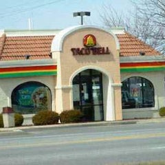 Photo taken at Taco Bell by Andrea A. on 10/31/2012