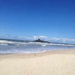 Photo taken at Barra do Sai - PR by Anabelle M. on 11/18/2012