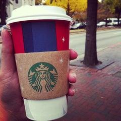 Photo taken at Starbucks by Randy T. on 11/14/2012