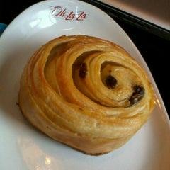 Photo taken at Oh La La Cafe by Afrina R. on 4/10/2013